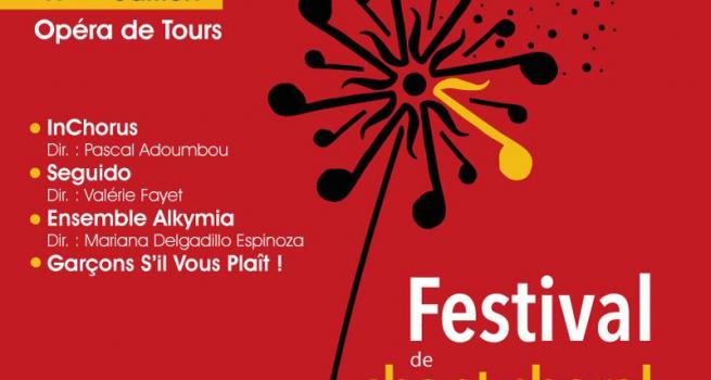 Le Florilège Vocal de Tours fait son festival.