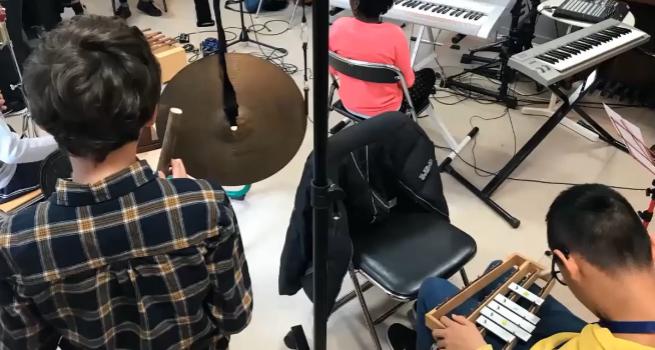 Handicap et inclusion dans les pratiques musicales.