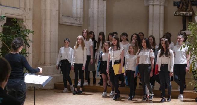 Référentiels de compétences chant choral : programme et inscription