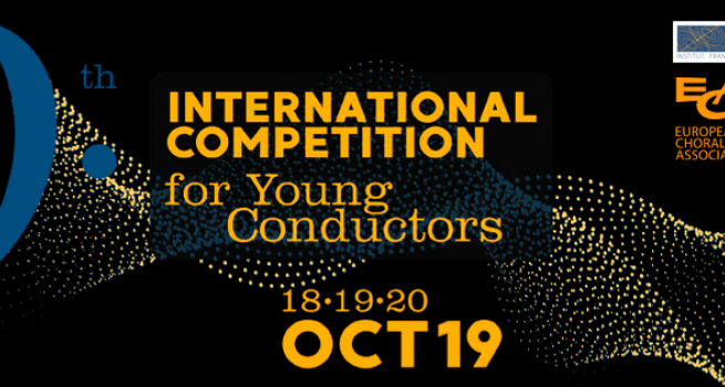 9th International Competition for Young Conductors – October 18-20 2019