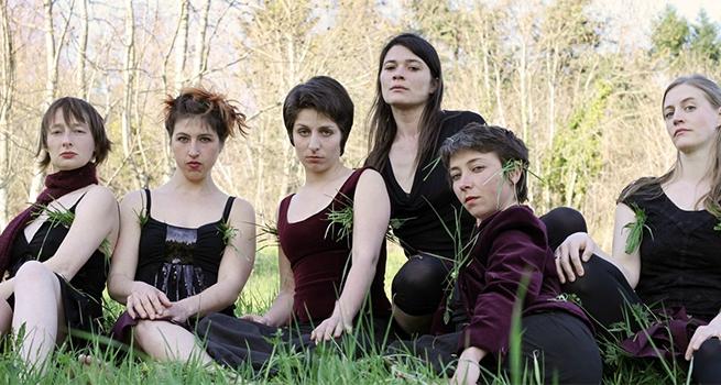 Sortie de «Polymorphonie», neuf chants du monde par Amapola