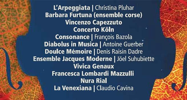 Concerts d'Automne (Tours) : des tarifs réduits pour les adhérents du Cepravoi.