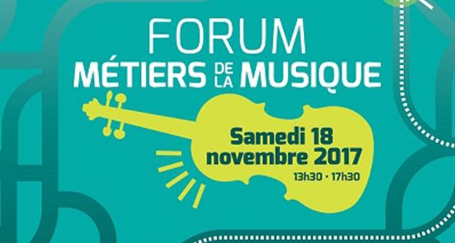 Forum des Métiers de la Musique