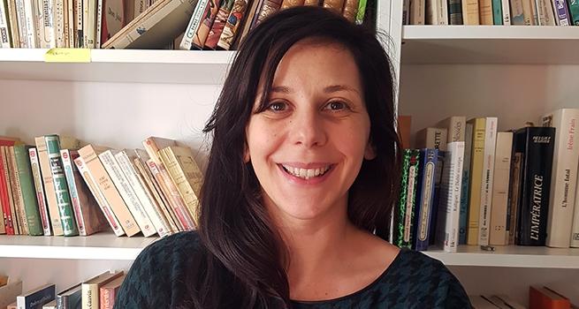 Geneviève Herbreteau, coordinatrice de projets de territoires et de formation