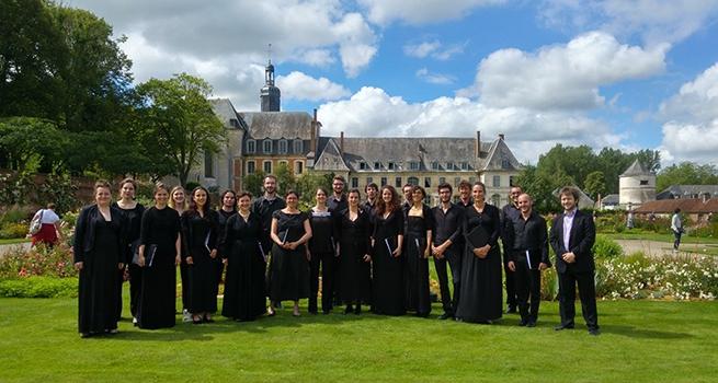 Masterclass de Direction de chœur – «Du baroque au romantisme allemand» à Vézelay
